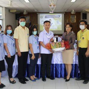 โรงพยาบาลเพชรบูรณ์เยี่ยมเสริมพลังที่โรงพยาบาลวังโป่ง